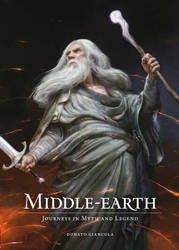Middle-earth: Journeys in Myth and Legend by DonatoArts