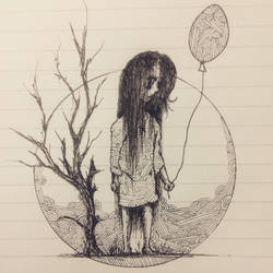 Sadako by AminVakili