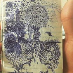 Tree of Death by AminVakili