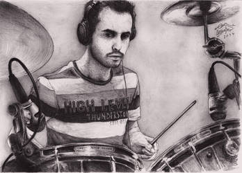 Pooya Gholinejad by AminVakili