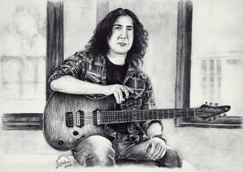 Ehsan Imani by AminVakili