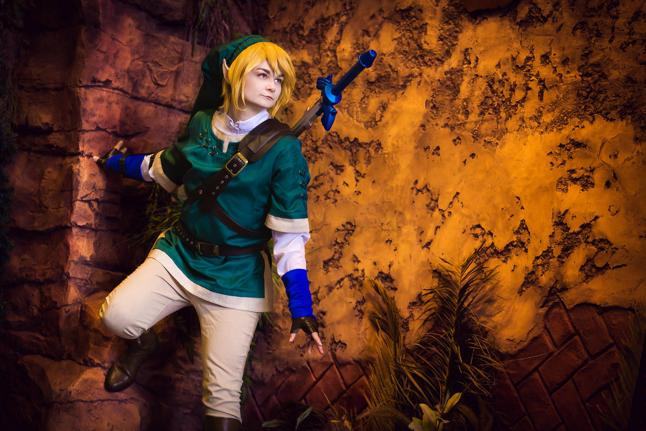 Link +Legend of Zelda+ by Arctic-RevoIution