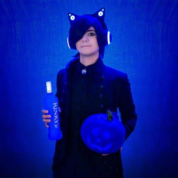 Kinky Cat Boy by Arctic-RevoIution