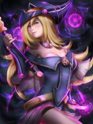 Dark Magician Girl by svikey02