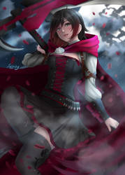 Ruby Rose by svikey02