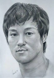 Bruce Lee by mare07