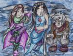 Storm Hunters by DarkStormSeeker