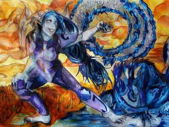 Myrica by DarkStormSeeker