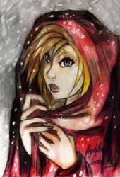 Neverwinter Nights - Redwa In Cania by DarkStormSeeker