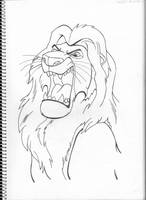 Mufasa by Pepples93