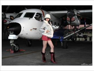 Hangar 01 by techvolution