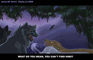 wolf story by Windshade888