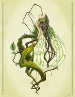 +Tree Spirit+ by TownOfWolves