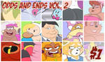 Odds And Ends Vol 2 by TubbyToon