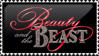 beauty and he Beast stamp 03 by UDeeN