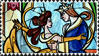 Beauty and he Beast stamp 06 by UDeeN