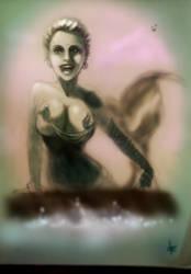 Sirena Bookmark 2011 by UDeeN