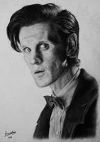Matt Smith by AOWeeks