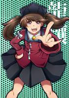 I am Ryujou! by makumaxu