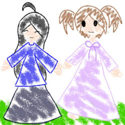 Children's Drawing  by PrincessAri201