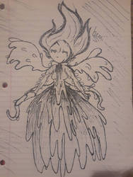Angel..? by PrincessAri201