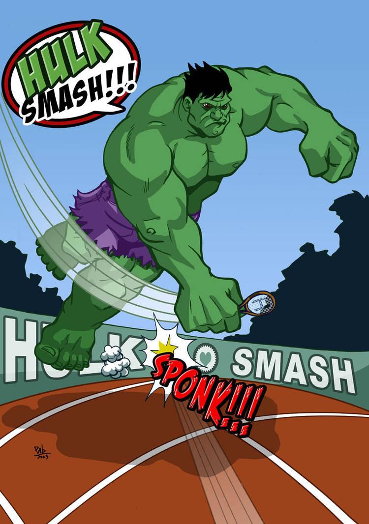 Hulk Smash by Pablocomics