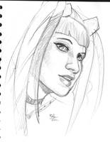 Kodoq sketch by Pablocomics