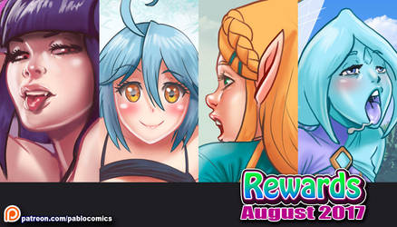 August on Patreon by Pablocomics