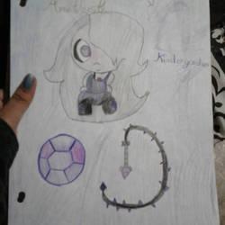 Amethyst fan art  by RaeRae120