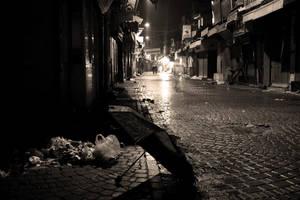 Rainy Night 2 by featKae
