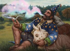 Wizard by JMKilpatrick