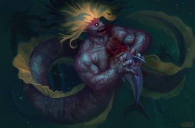 Mermaid by JMKilpatrick