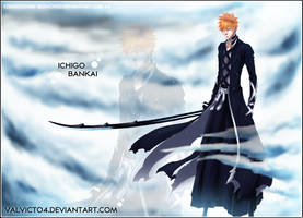Ichigo new bankai by valvicto4