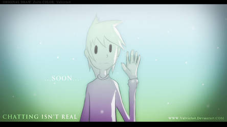 Chatting isn't real PROJECT by valvicto4