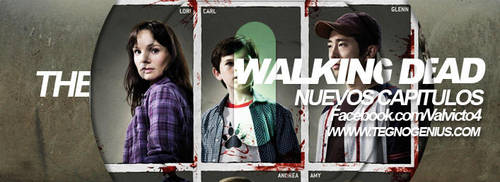 01 Walking Dead Poster Photoshop Tutorial by valvicto4