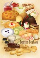 Dessert Festival by Reishiki77