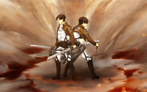 Attack on Titan_Last Stand by Reishiki77