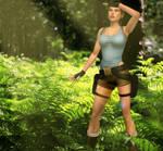Through The Forest by Hairhelmet12