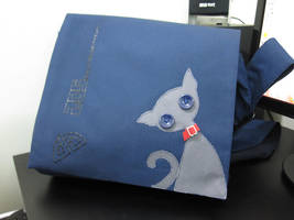 my new bag by japery