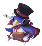 Prinny commission by qeius