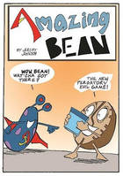 FREE COMIC!!! Amazing Bean Cartoon Story by Jsqrd