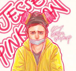 Jesse PINKman by kk130