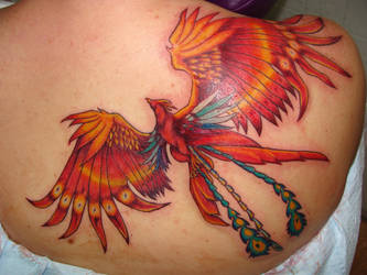 Phoenix by BodyModifier