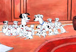 The Dalmatian family by grim1978