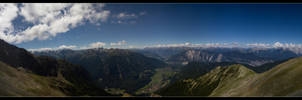 Mountains all around by stetre76