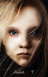 Digital Painting - Cosette Try by Julie-Tr