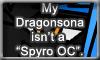 Non-Spyro Dragons Stamp by DarkHorseArtie89