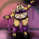 Purple Bliss by DarkHorseArtie89