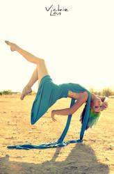 Levitation by xanthinealkaloid