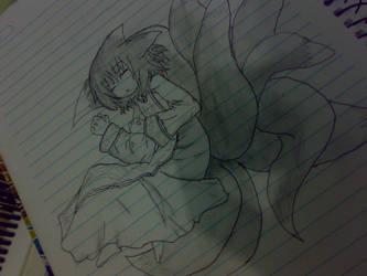 Yakumo Ran by Caasi31
